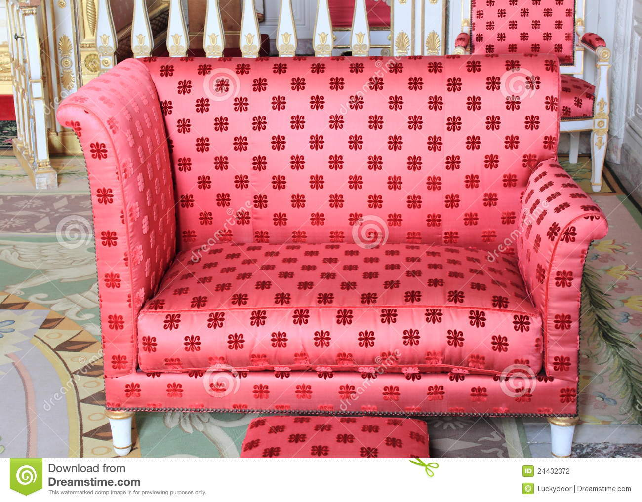 Sofa Dreams France Royal Sofa Stock Photography Image 24432372