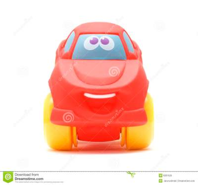 Rubber car stock image. Image of wheels, childhood, smiling - 8261525