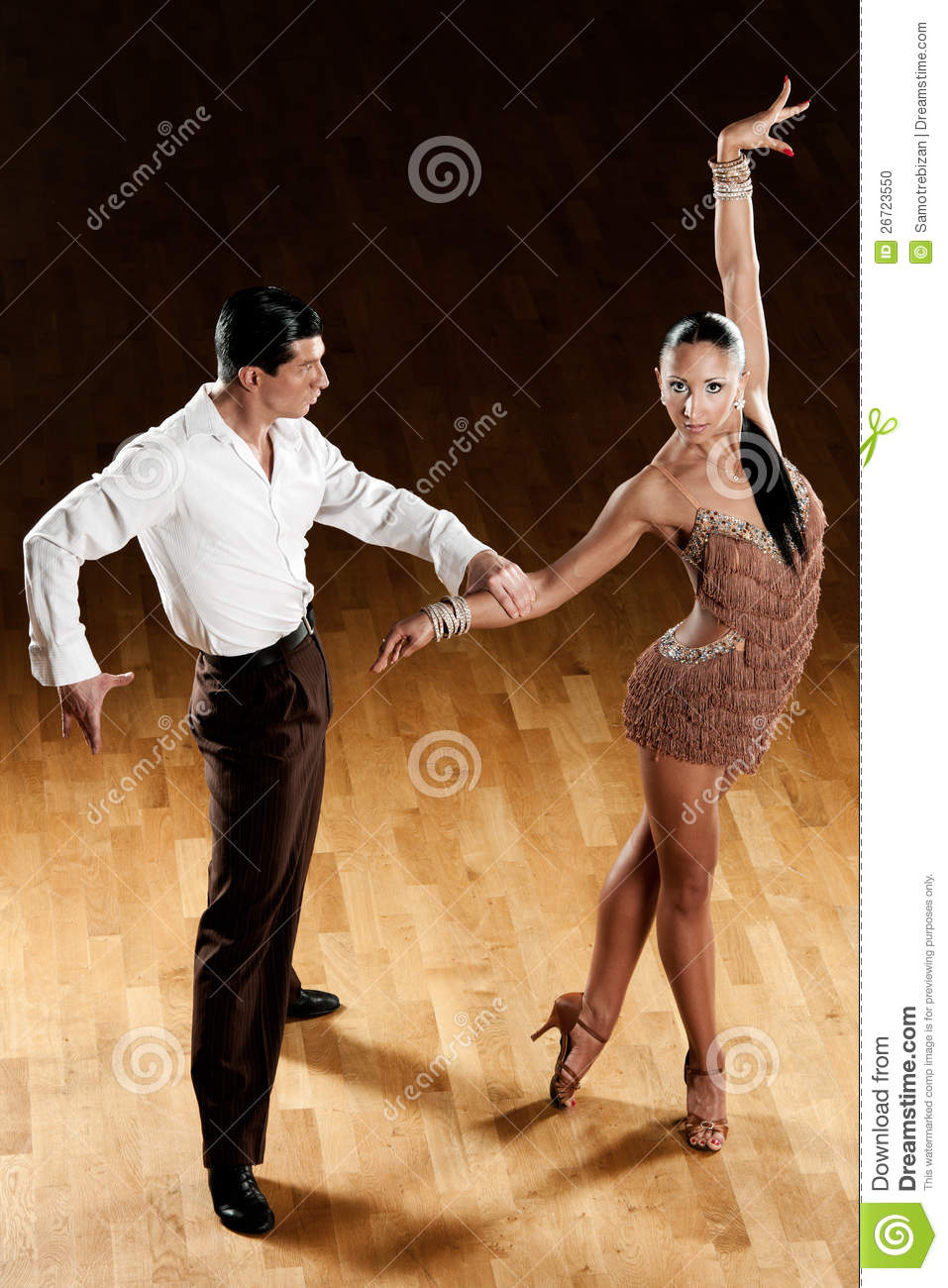 Stock Images Of Exercise Rumba Dance Stock Photo Image Of Movement Beautiful