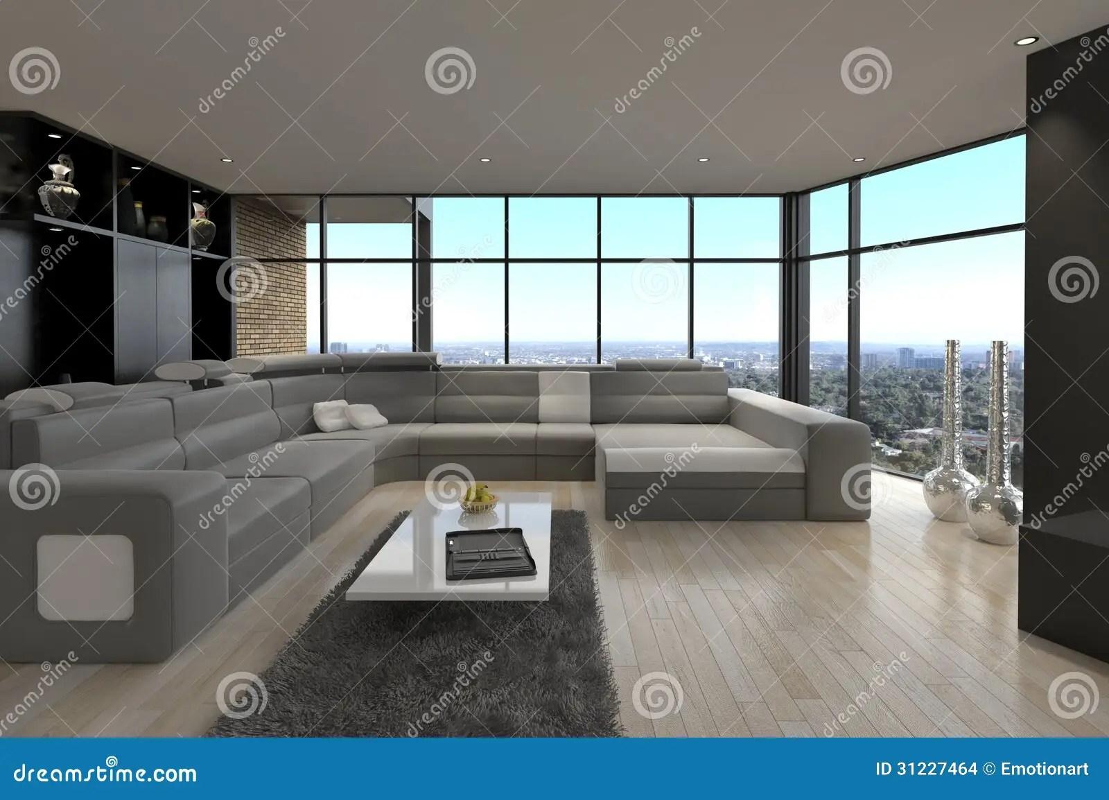 Architecture D\'intérieur Salon Moderne | Architecte D 39intérieur De ...