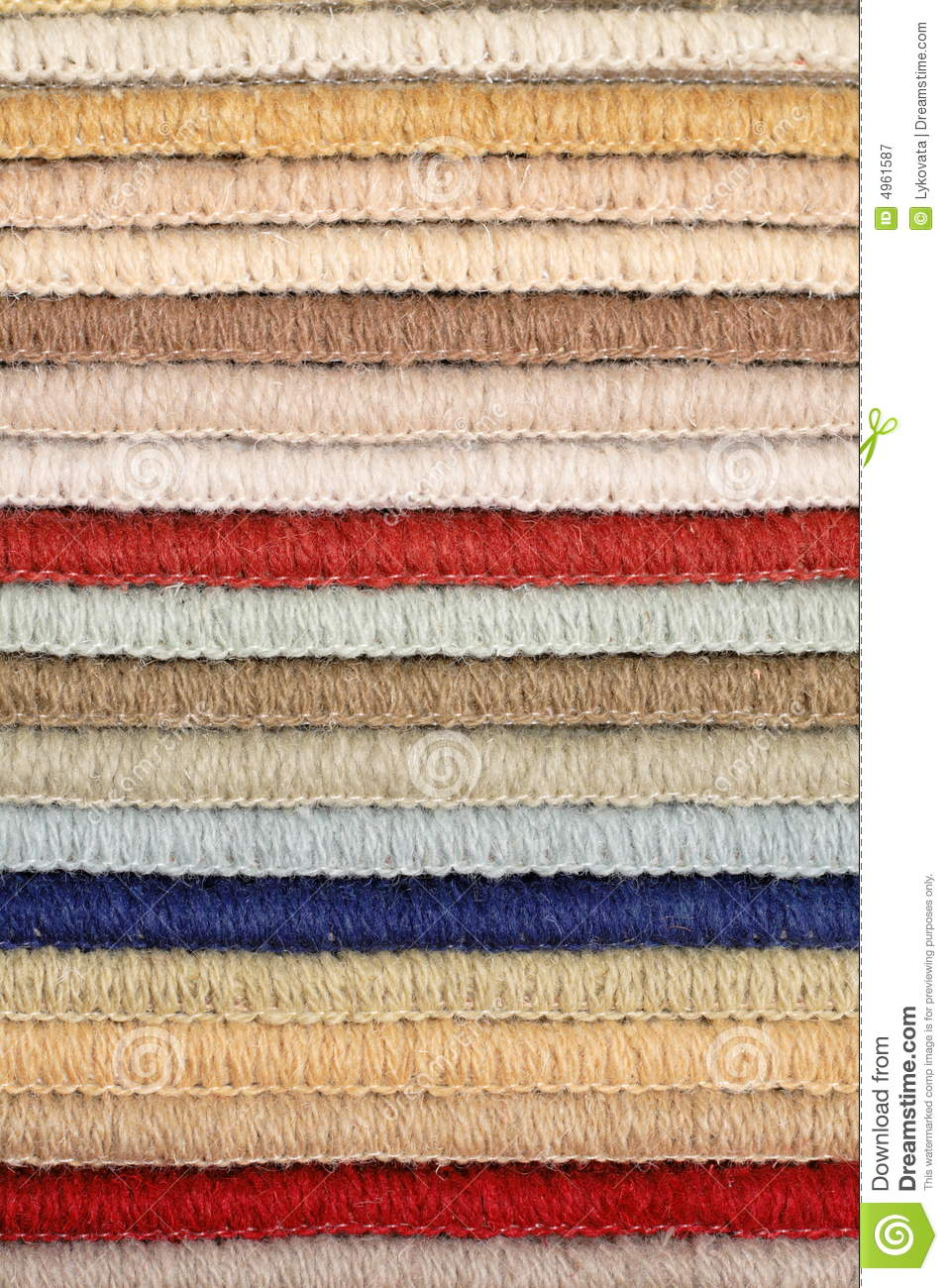 Samples Of Carpet Royalty Free Stock Photography Image