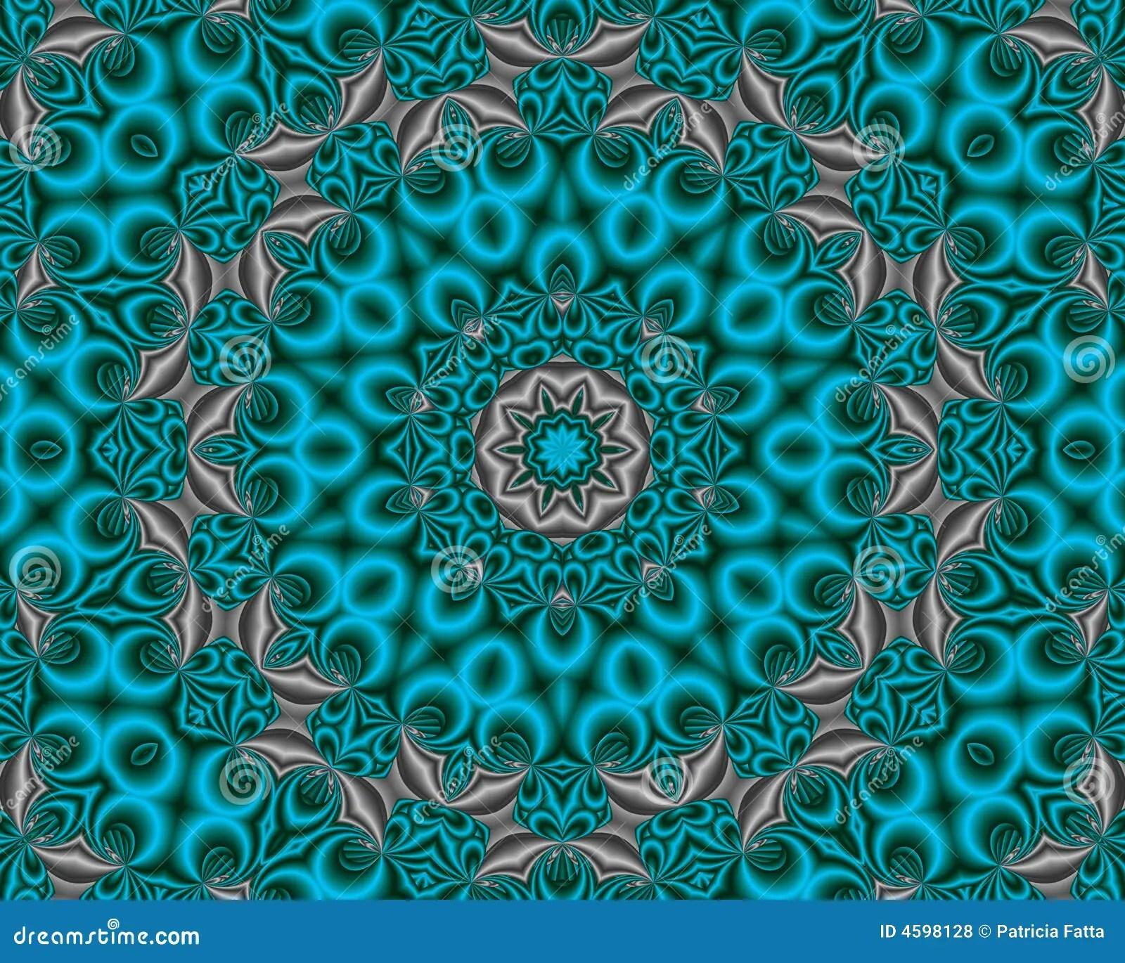 Cute Henna Wallpapers Satijn In Reli 235 F Gemaakt Behang Stock Illustratie