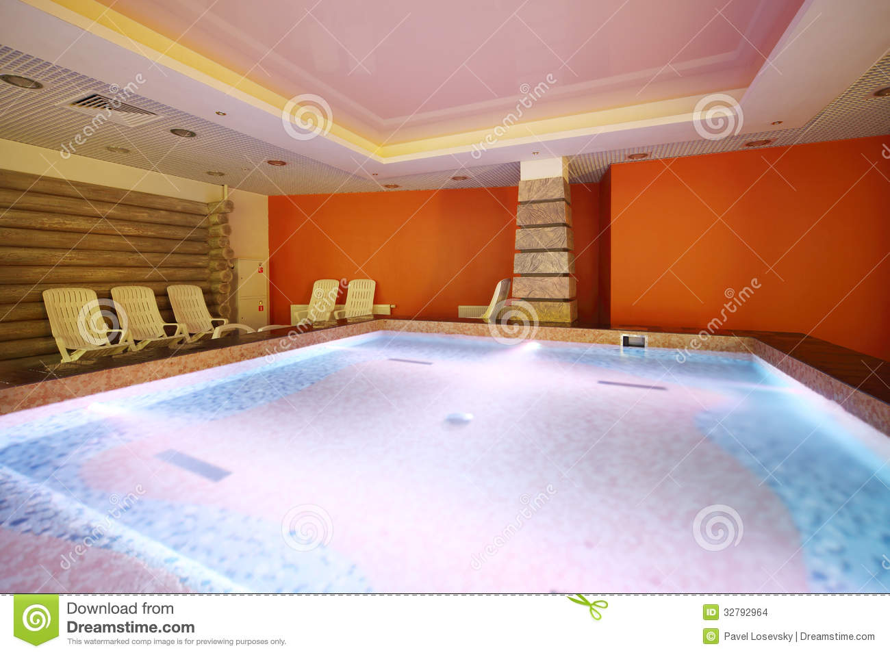 Sauna 24 Sauna Center In Waterpark Caribia Editorial Stock Image Image Of