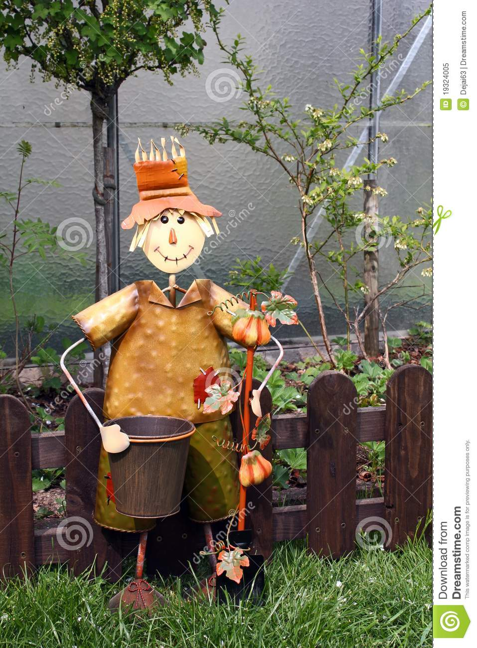 Travel Contest 2017 Scarecrow Royalty Free Stock Photo Image 19324005
