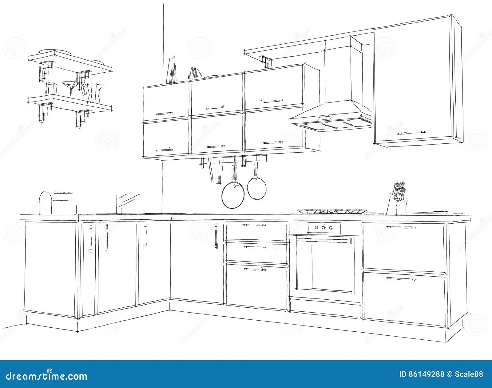 Disegnare Cucina