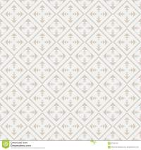 Seamless Geometric Pattern In Retro Style, Soft Colors ...
