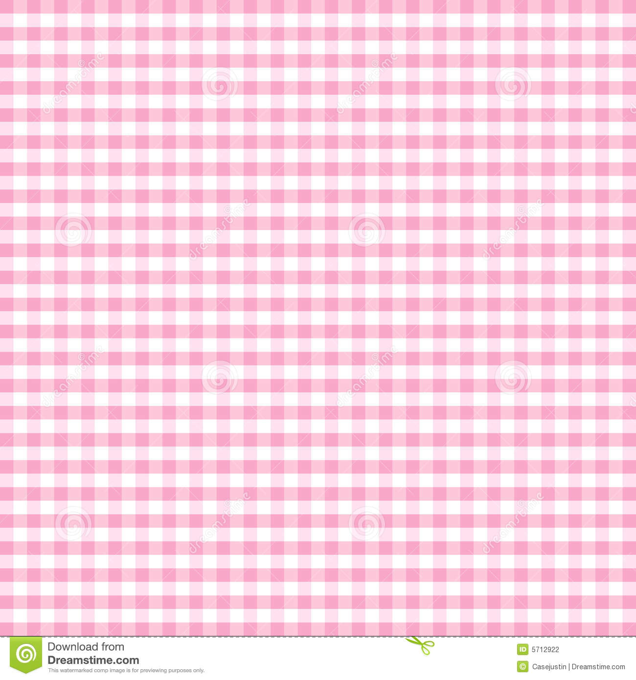Pale Pink Wallpaper For Girl Nursery Seamless Gingham Pastel Pink Stock Photography Image