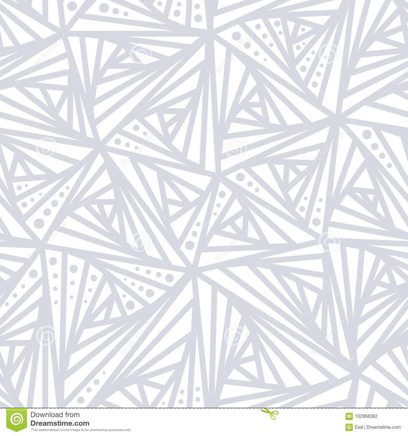 Grey And White Pattern Seamless Light Geometric Pattern Grey And White Lines And