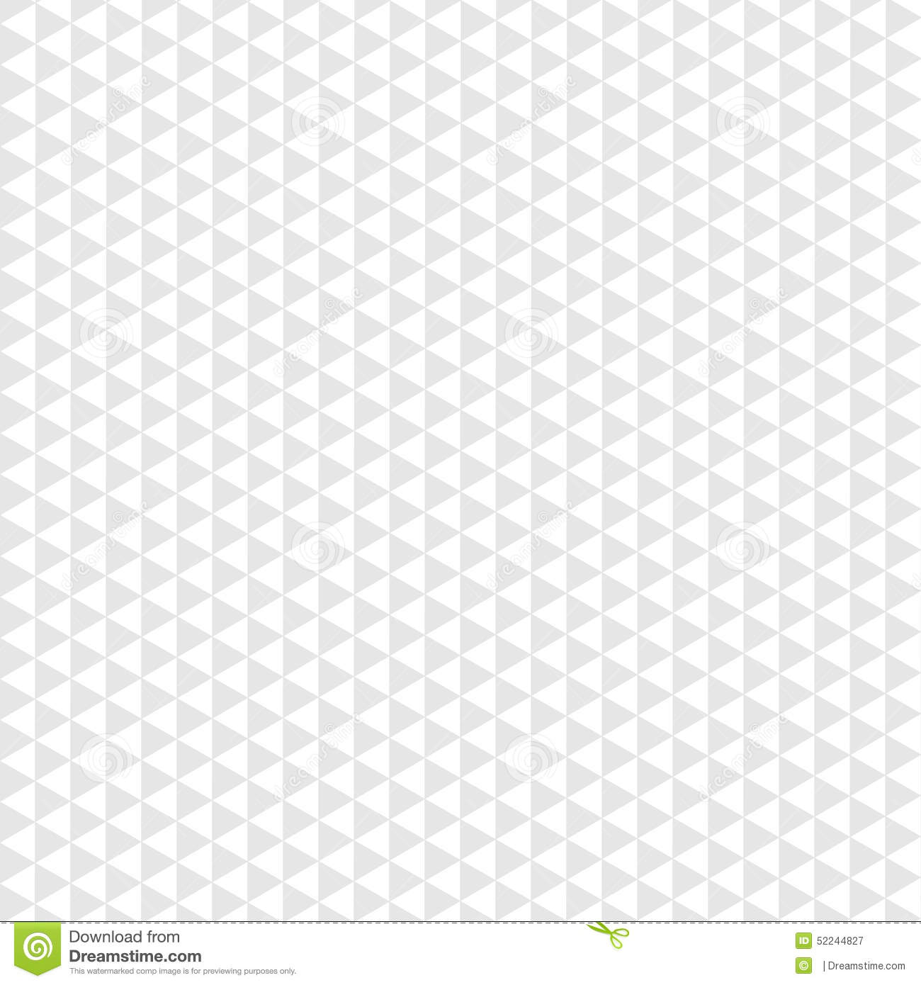 Grey And White Pattern Seamless Pattern Gray Triangle On White Background Stock