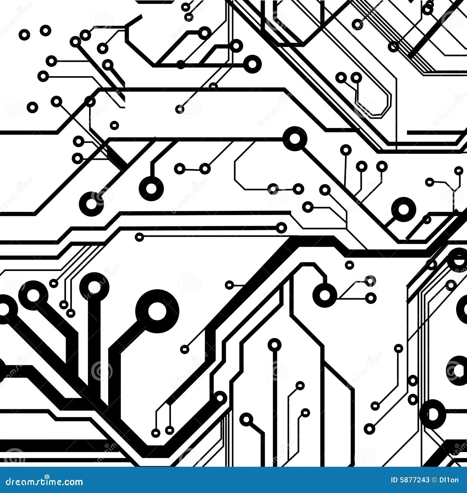 printed circuitboard stock images image 11739244