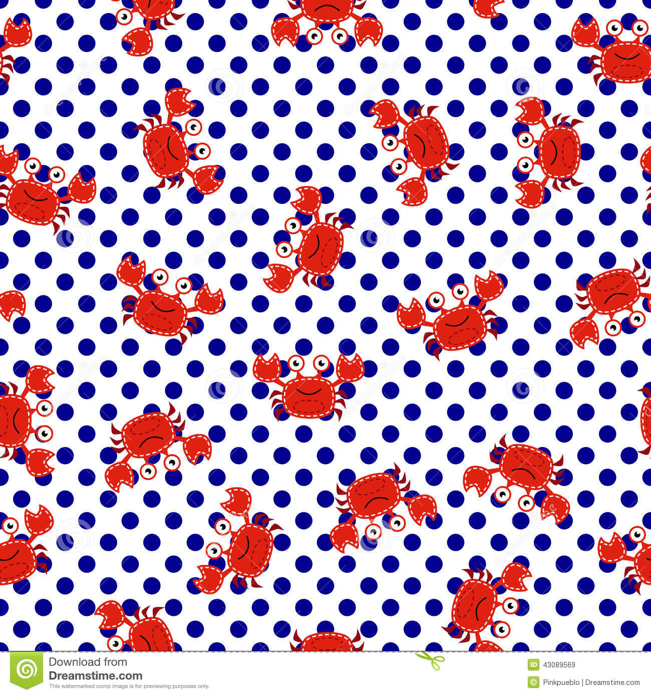 Lilly Pulitzer Fall Wallpaper Seamless Tileable Nautical Themed Vector Background Or