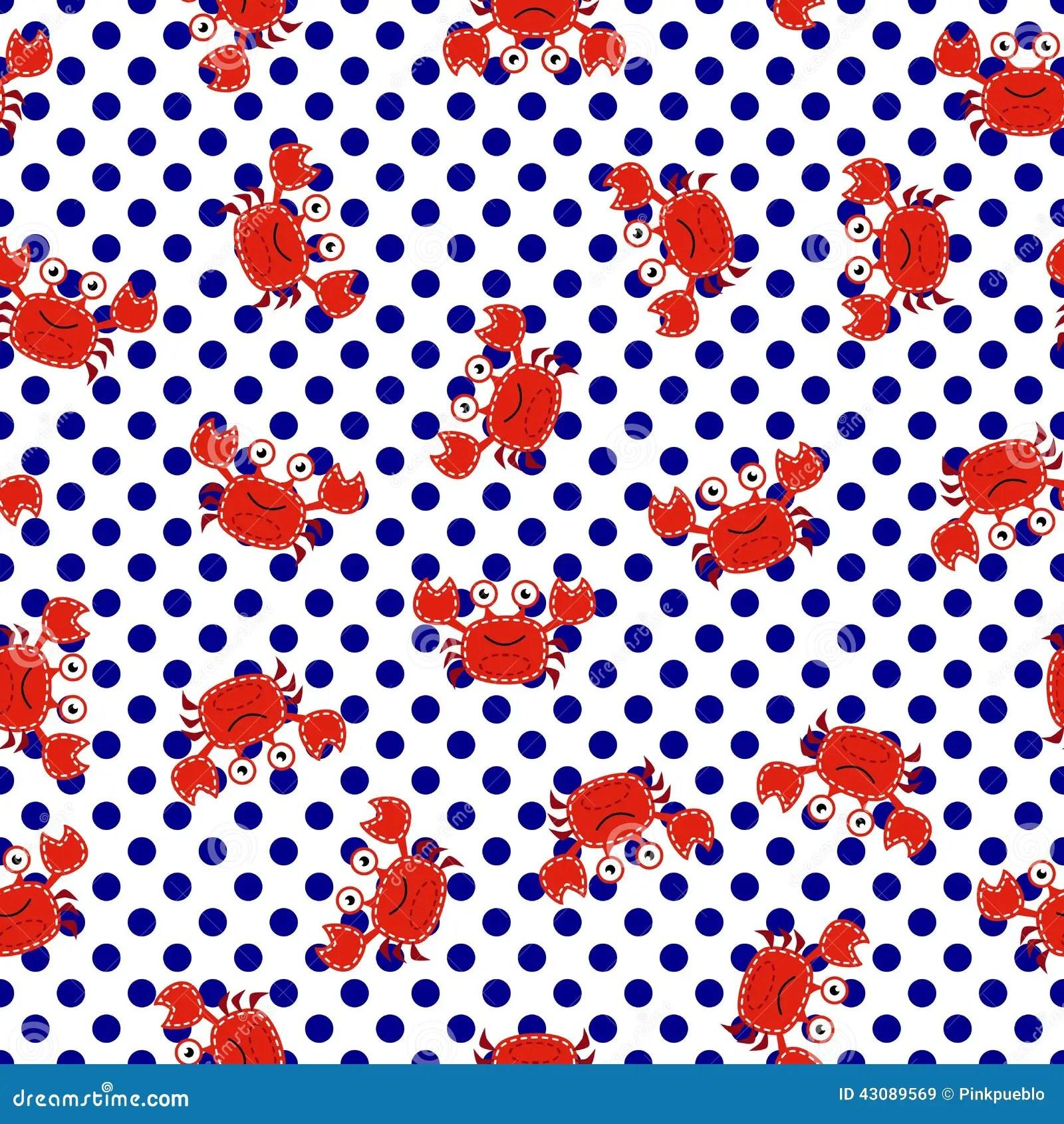 Kate Spade Desktop Wallpaper Fall Seamless Tileable Nautical Themed Vector Background Or