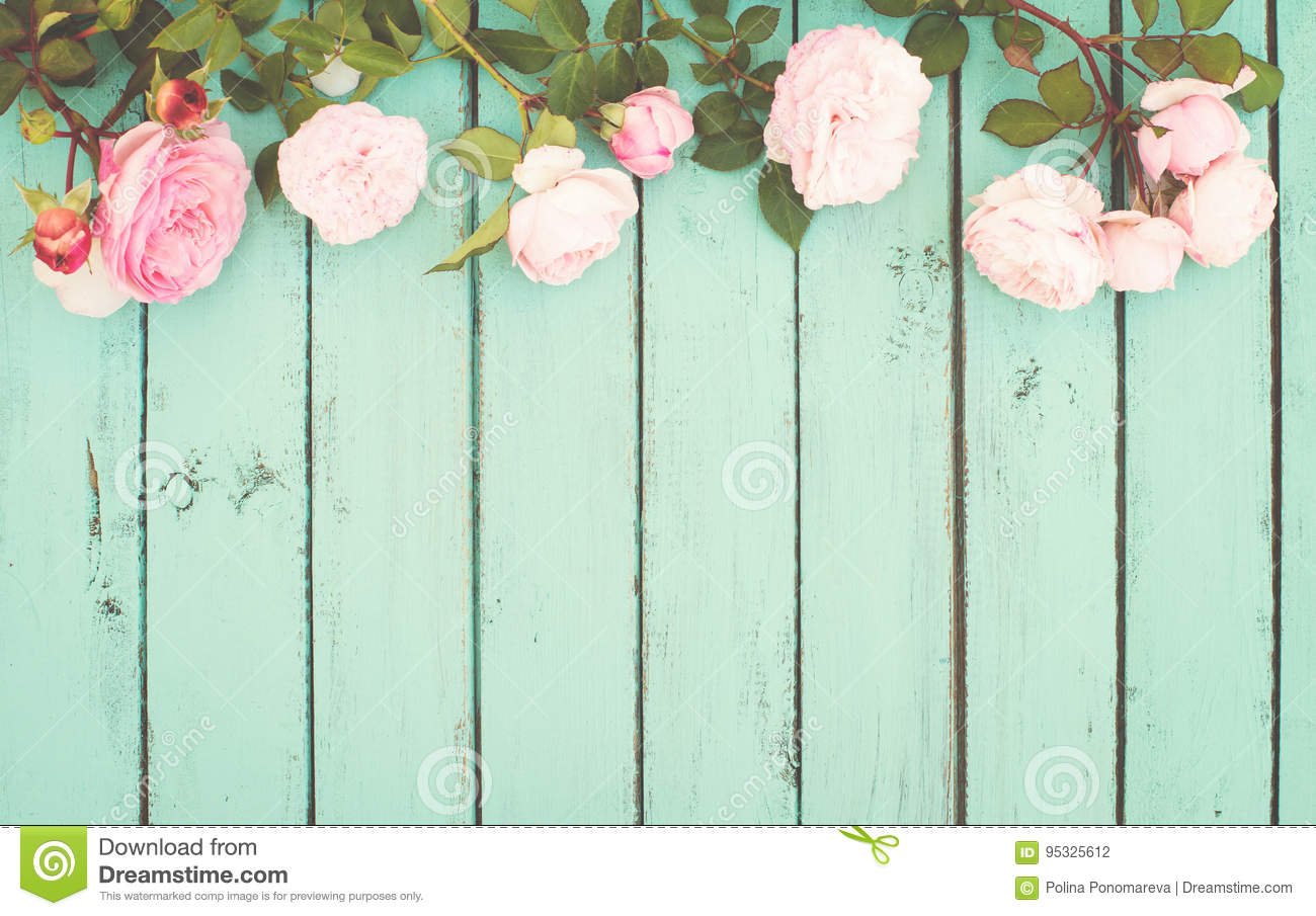 Shabby Chic Shabby Chic Vintage Background With Roses Stock Photo Image Of