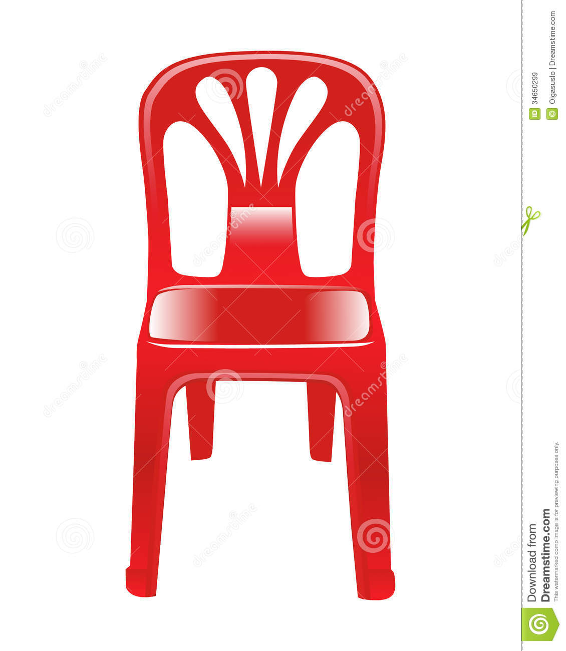 Xxl Roter Stuhl Shiny Red Chair Royalty Free Stock Images Image 34650299