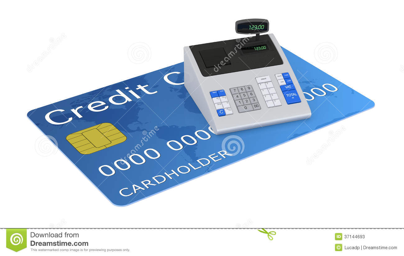 Stores Credit Card Shopping With Credit Card Stock Photos Image 37144693