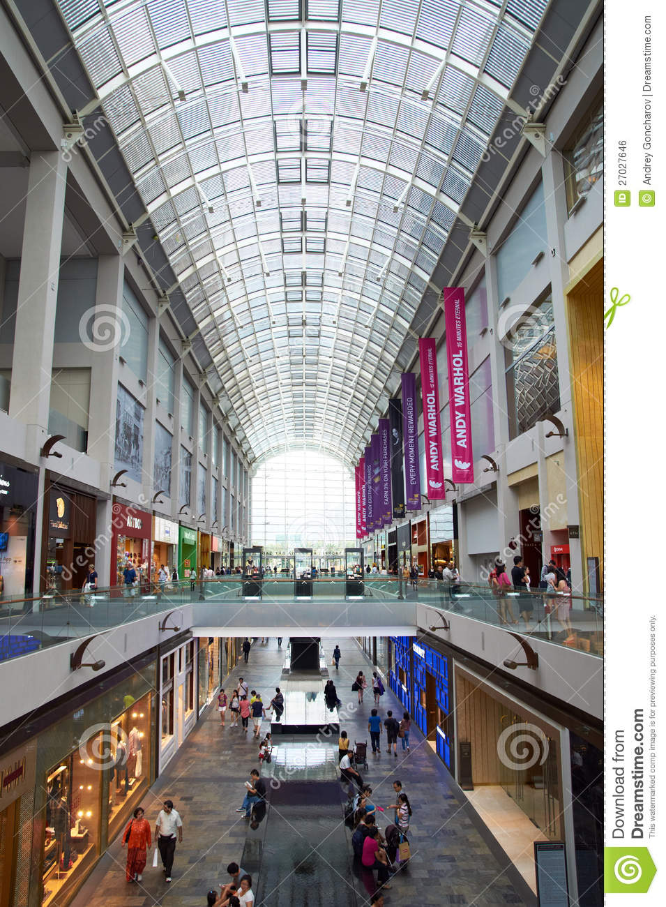 Black Friday Shopping Shopping Mall, Singapore Editorial Photo. Image Of Retail