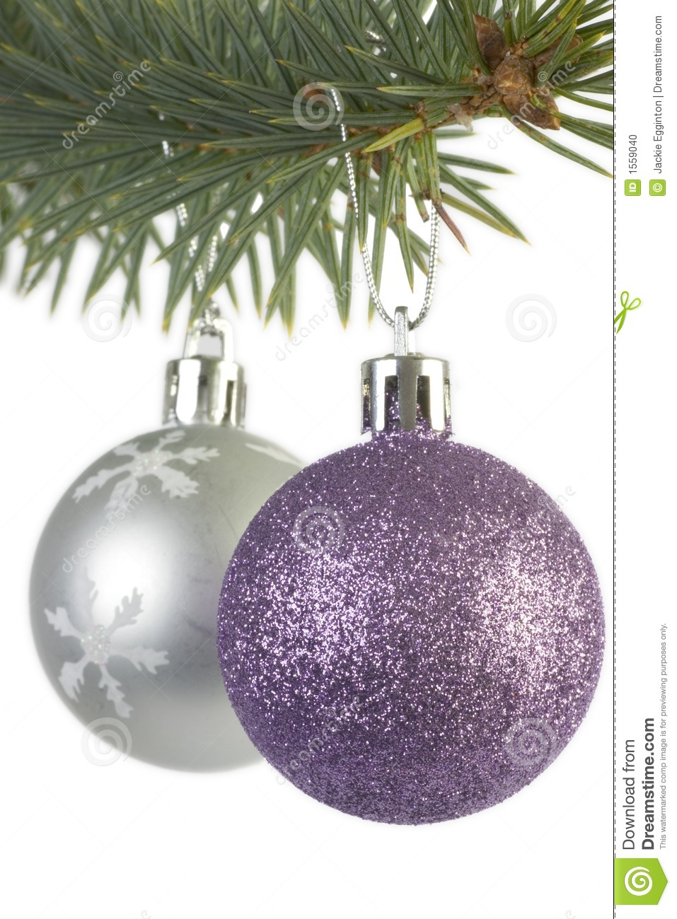 Purple and silver christmas decorations -  Silver And Purple Christmas Decorations Download