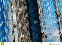 Skyscraper Wall Royalty Free Stock Photo - Image: 27624275