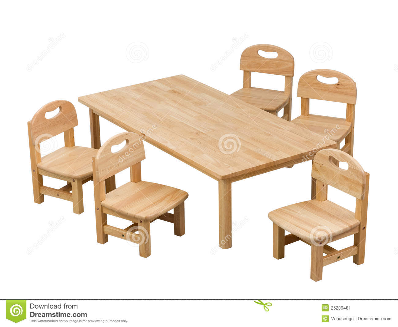 Small Kids Chair Small Desk And Chairs For Kids Stock Image Image 25286481