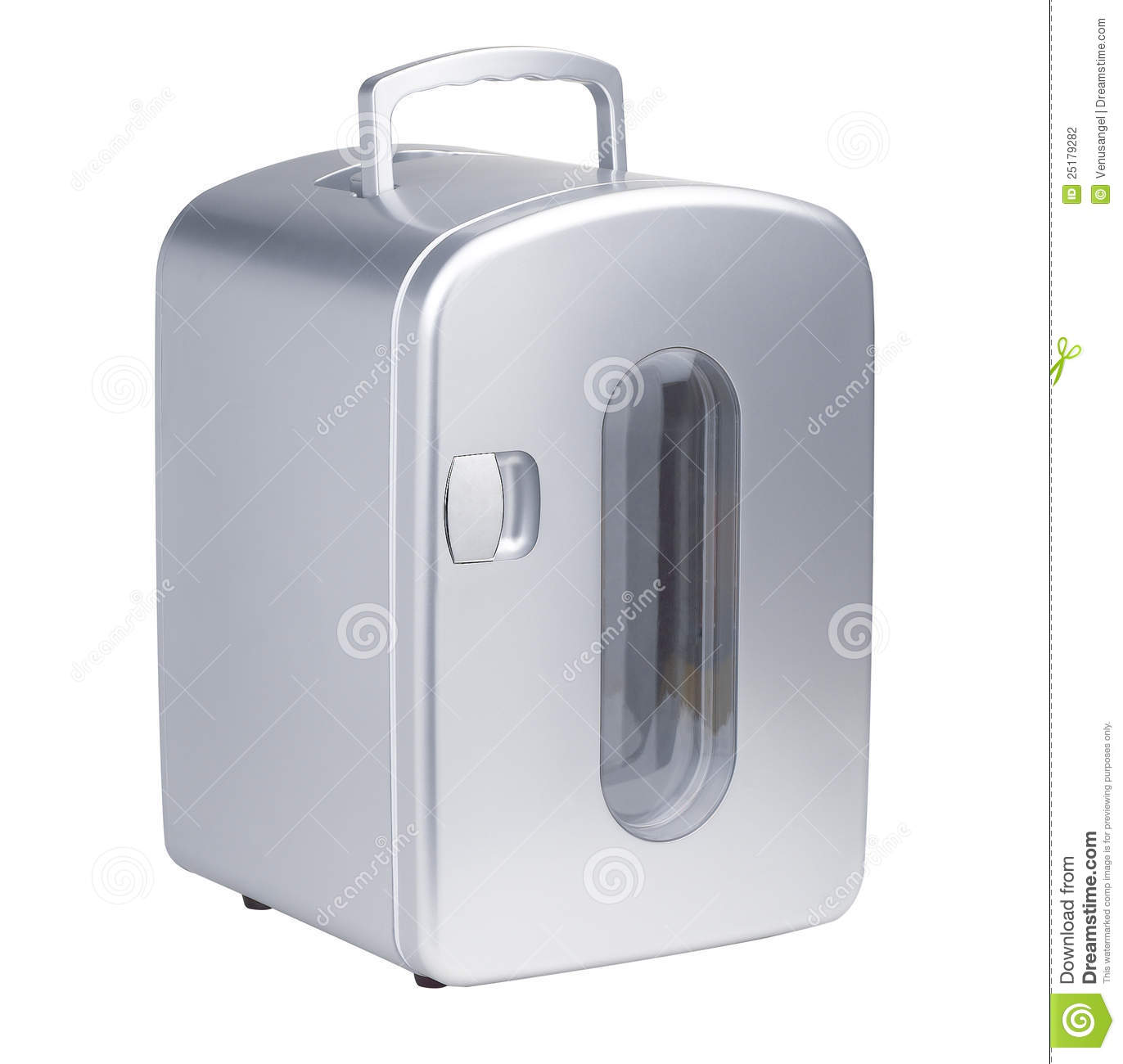 Small Portable Fridge A Small Portable Refrigerator Stock Photo Image Of Keeping