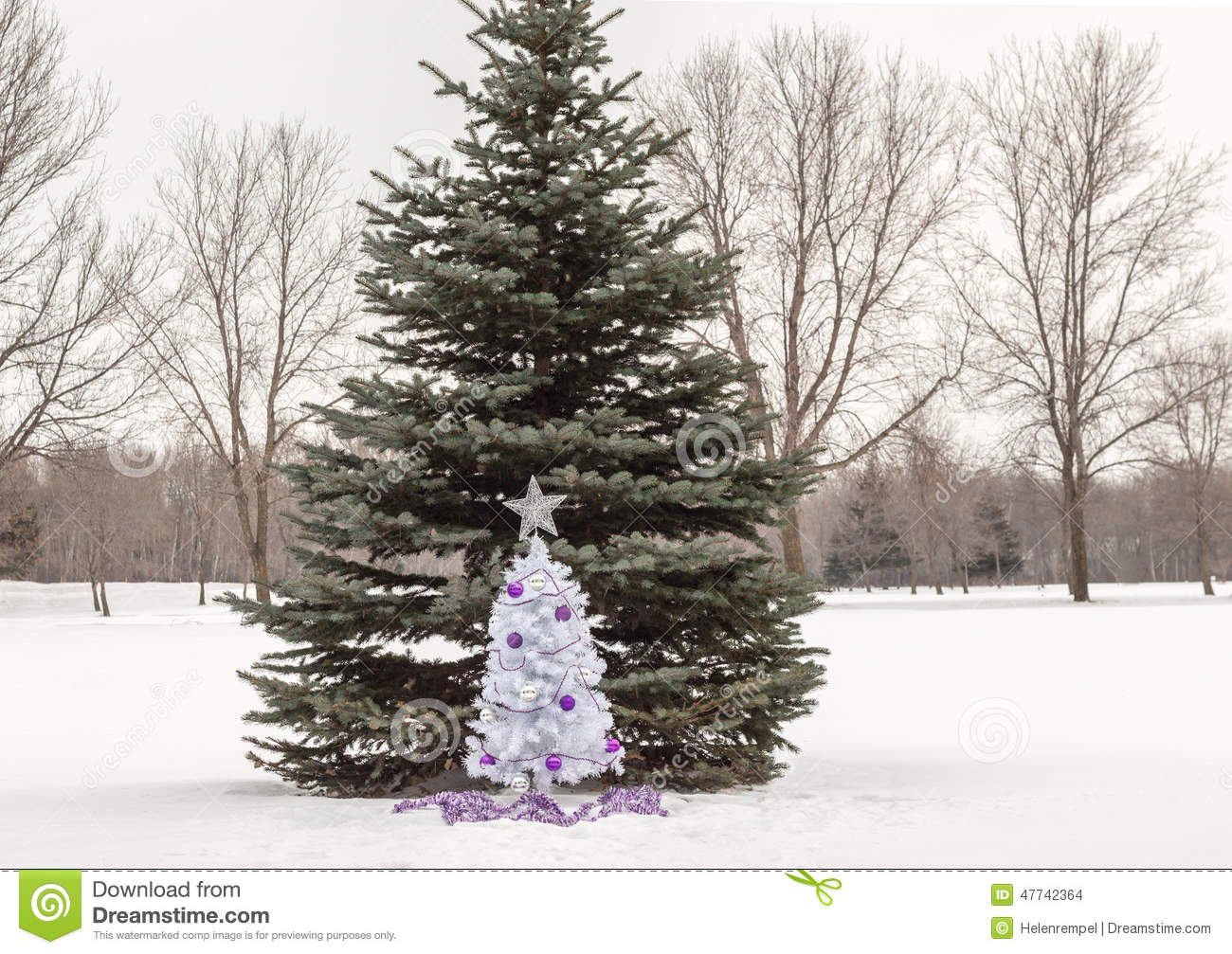 Purple silver and white christmas decorations -  White Christmas Decorations Big Christmas Green Horizontal Purple Silver Download