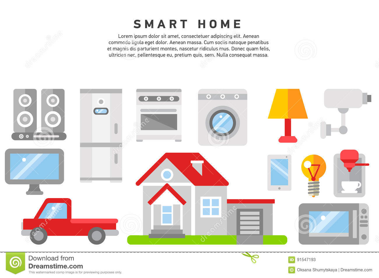 Clipart Smart Home All About Clipart