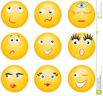 Smileys Expressions Persons Stock S Image