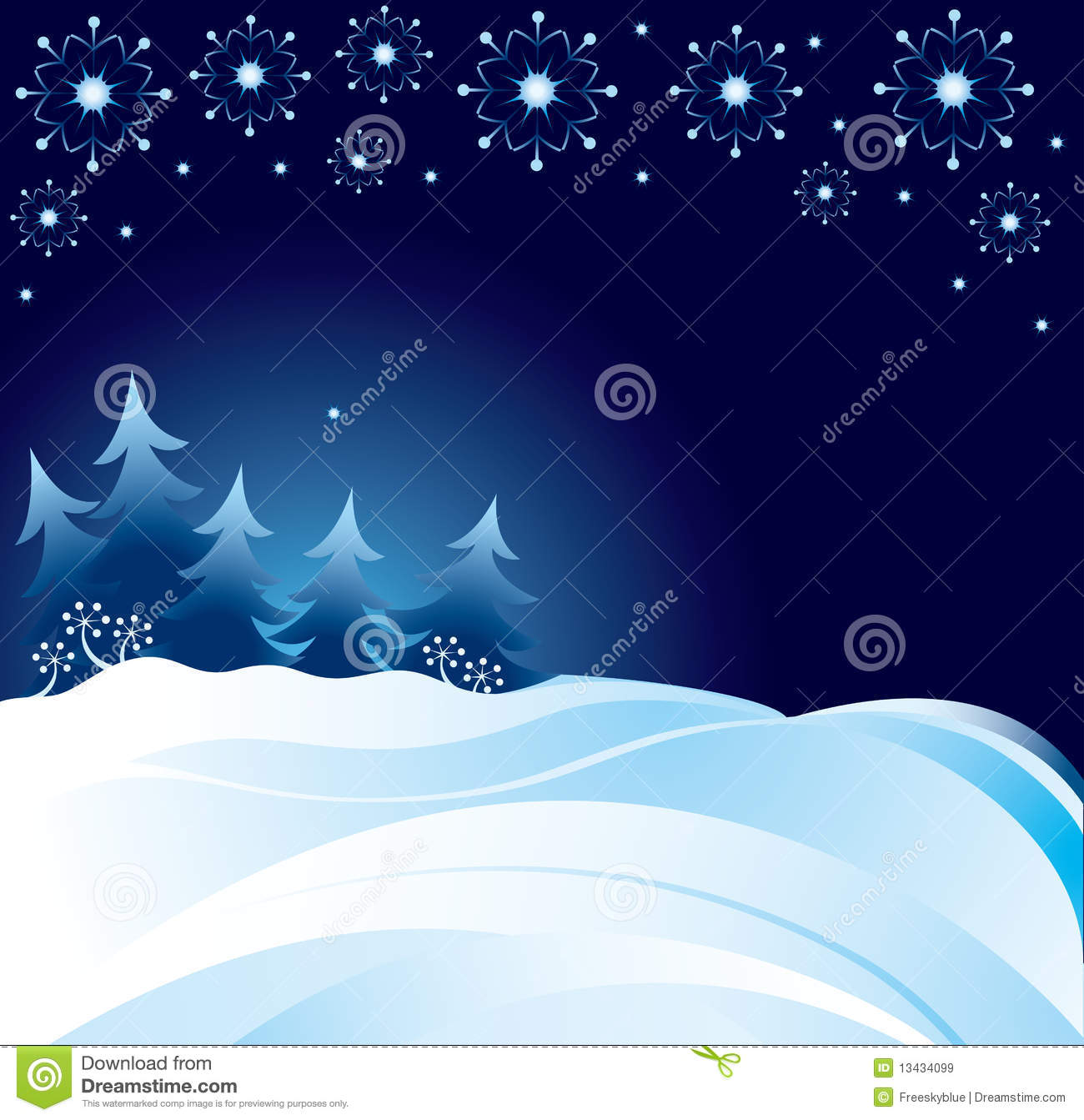 Free Christmas Falling Snow Wallpaper Snow At Night Royalty Free Stock Images Image 13434099