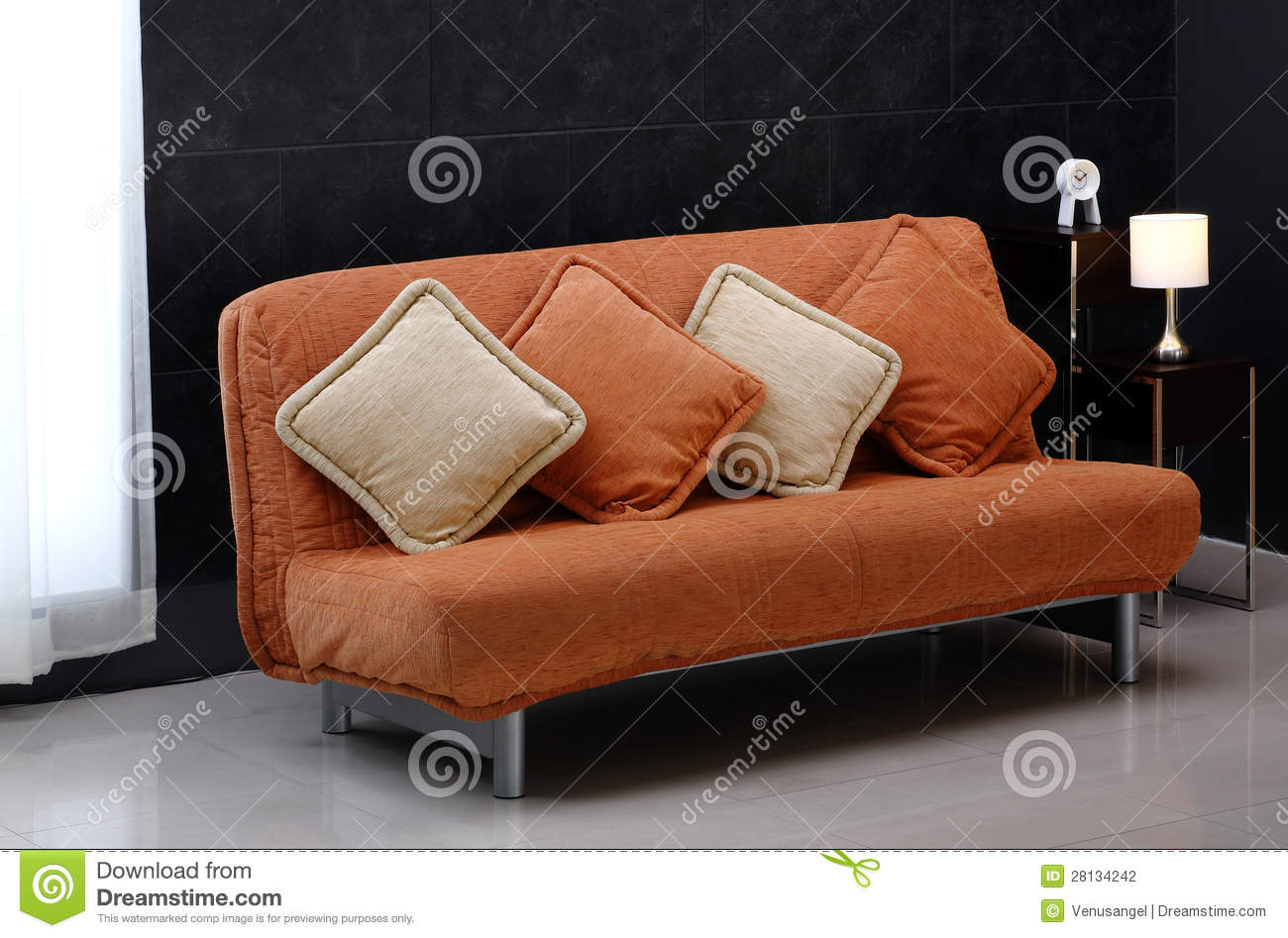 Sofa Bed In Dreams Sofa Bed Stock Photography Image 28134242