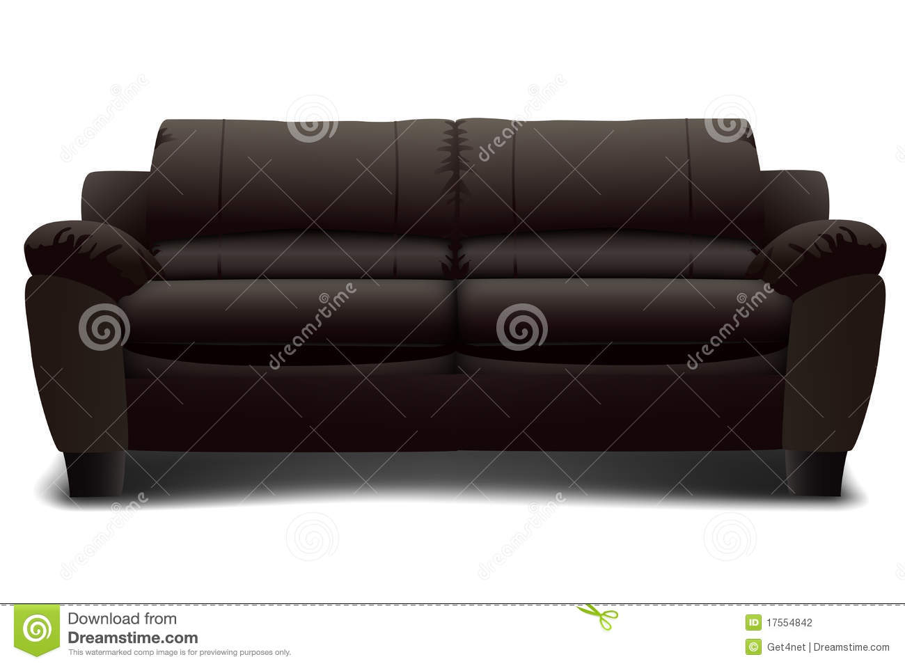 Sofa Set Images Free Download Sofa Set Stock Vector Illustration Of Indoors Comfortable 17554842