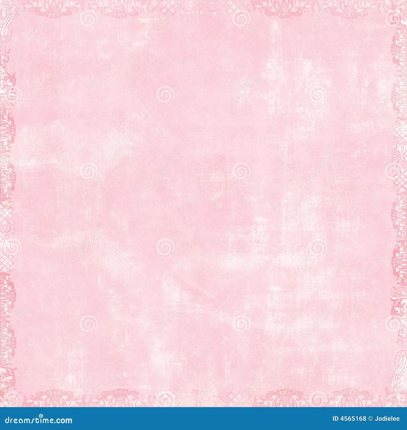 Baby Pink Iphone Wallpaper Soft Pink Scrapbook Background Stock Illustration Image