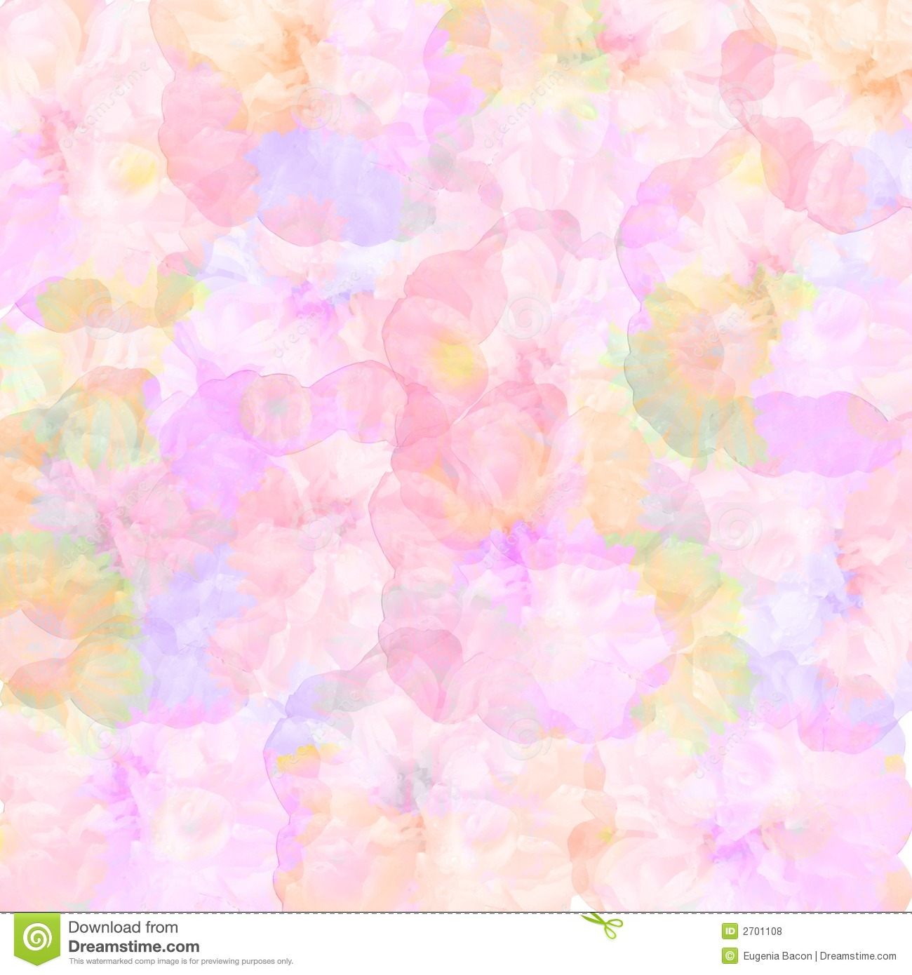 I Love You Animation Wallpaper Soft Rainbow Coloured Roses Royalty Free Stock Photos