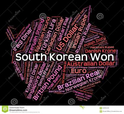 South Korea Currency Exchange