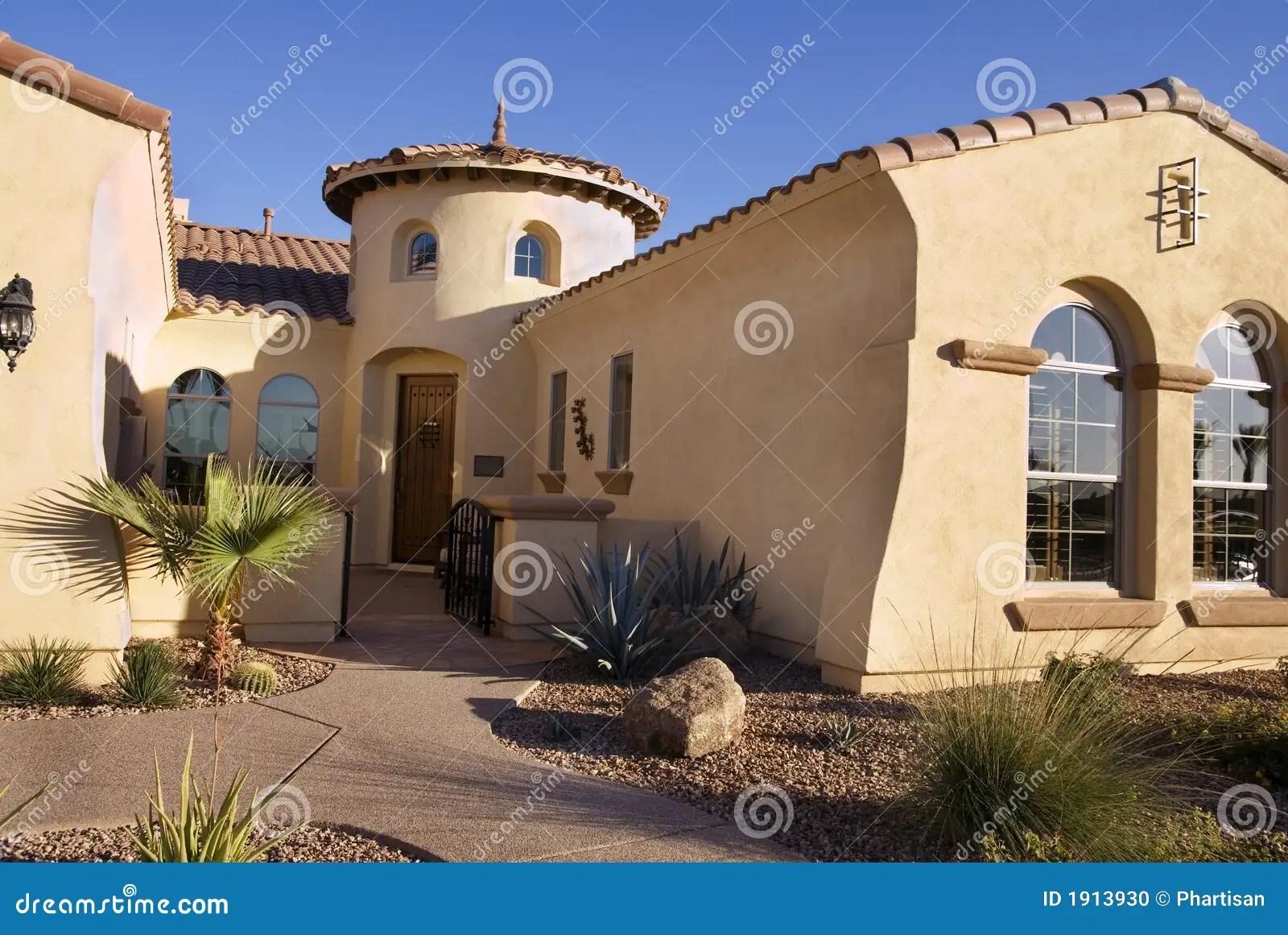 southwestern style modern home stock photo image southwestern home plans southwestern style home designs