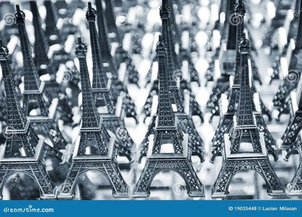 I Was In Souvenirs Paris