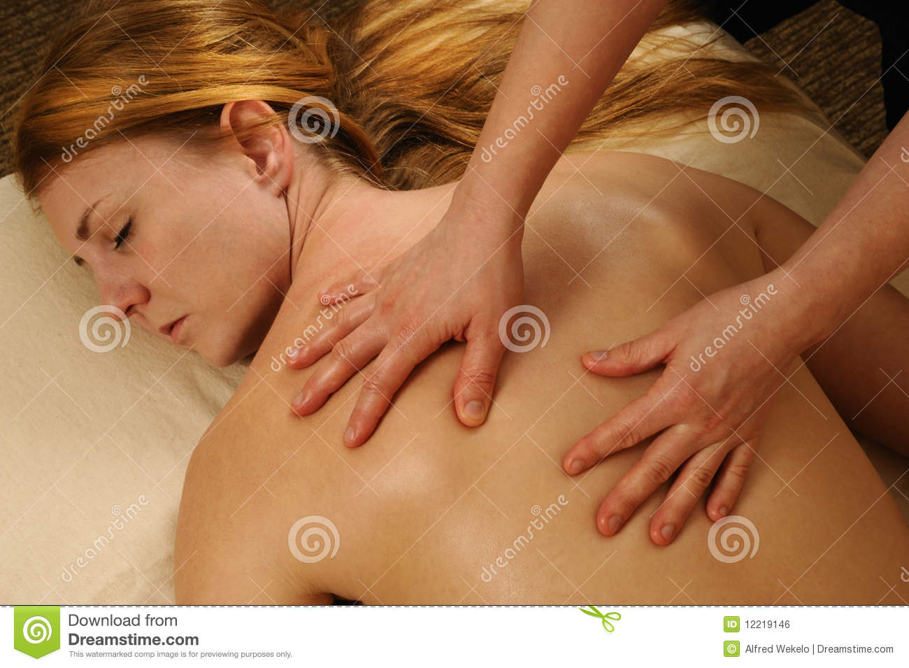 Where Can I Get Full Body Massage Spa Full Body Massage On Woman Stock Photo Image Of Comfort