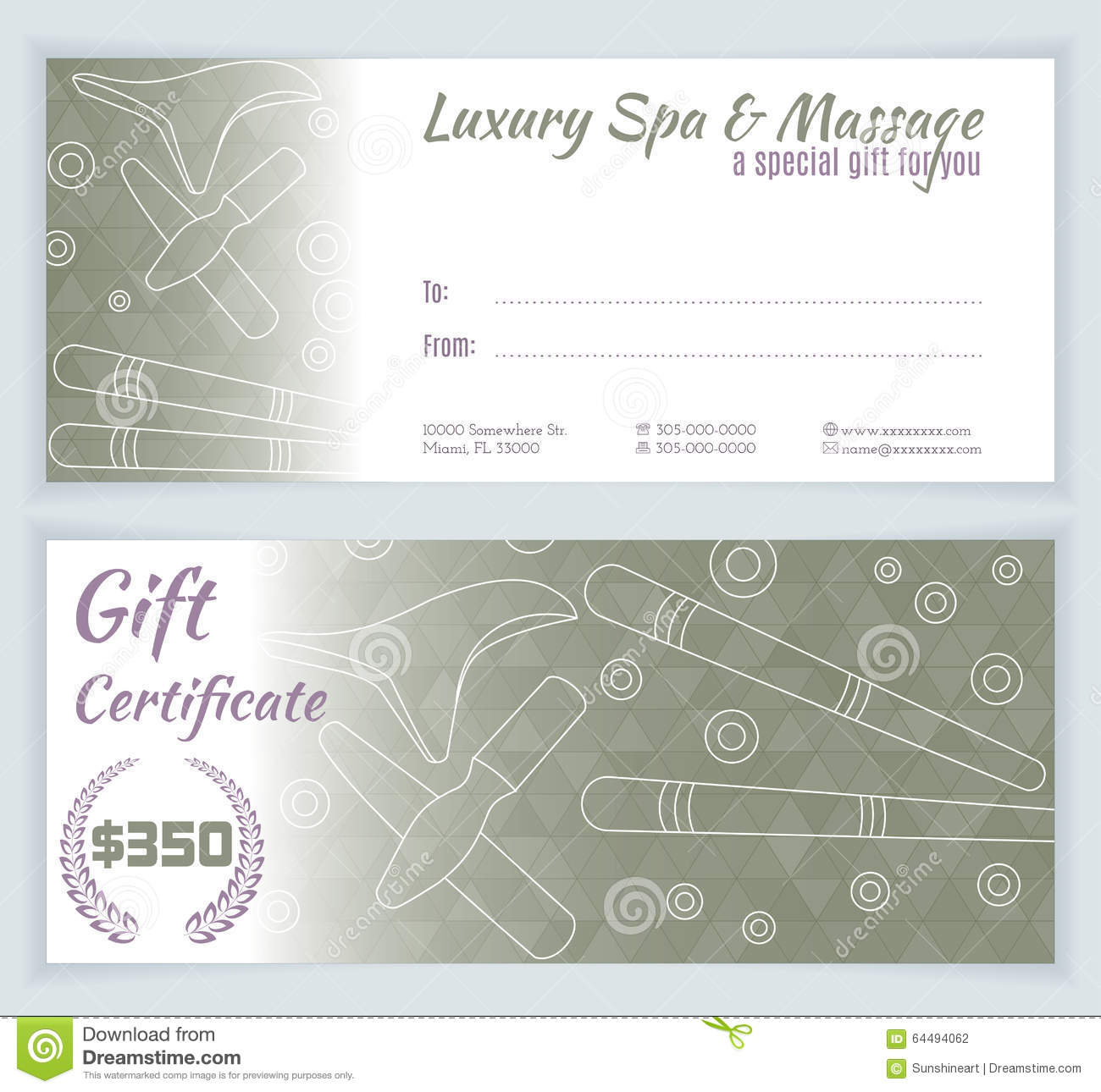 Mary Kay Gift Certificate Template Image Collections Templates  Money Voucher Template