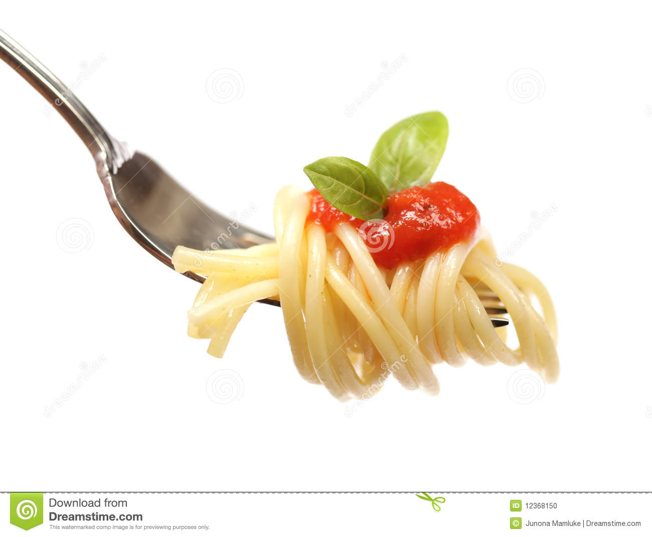 Falling Leaves Wallpaper Free Download Spaghetti On A Fork Stock Photo Image Of Nutrition Bite