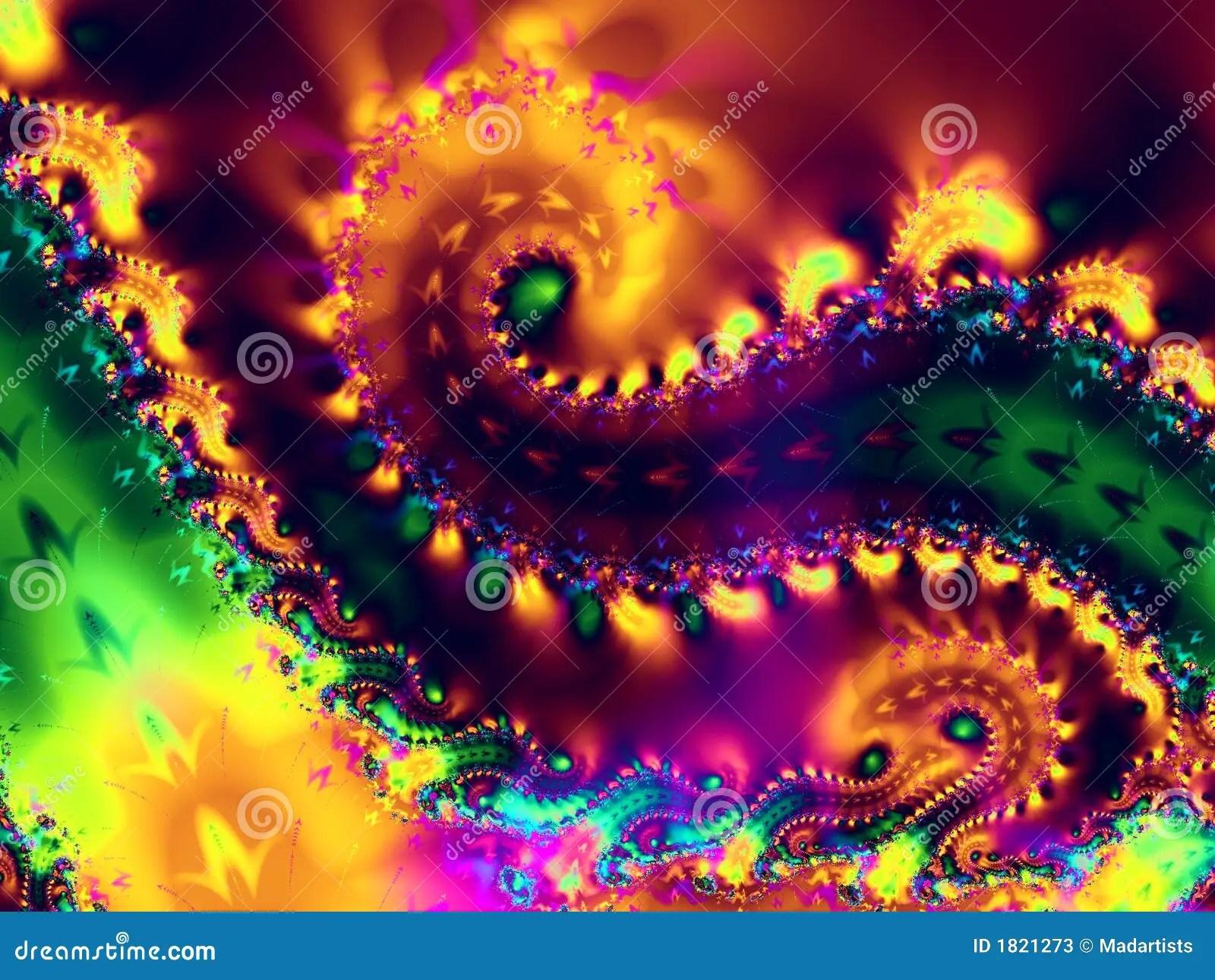 3d Liquid Abstract Wallpaper Spiral Swirls Fractal Texture Stock Photos Image 1821273
