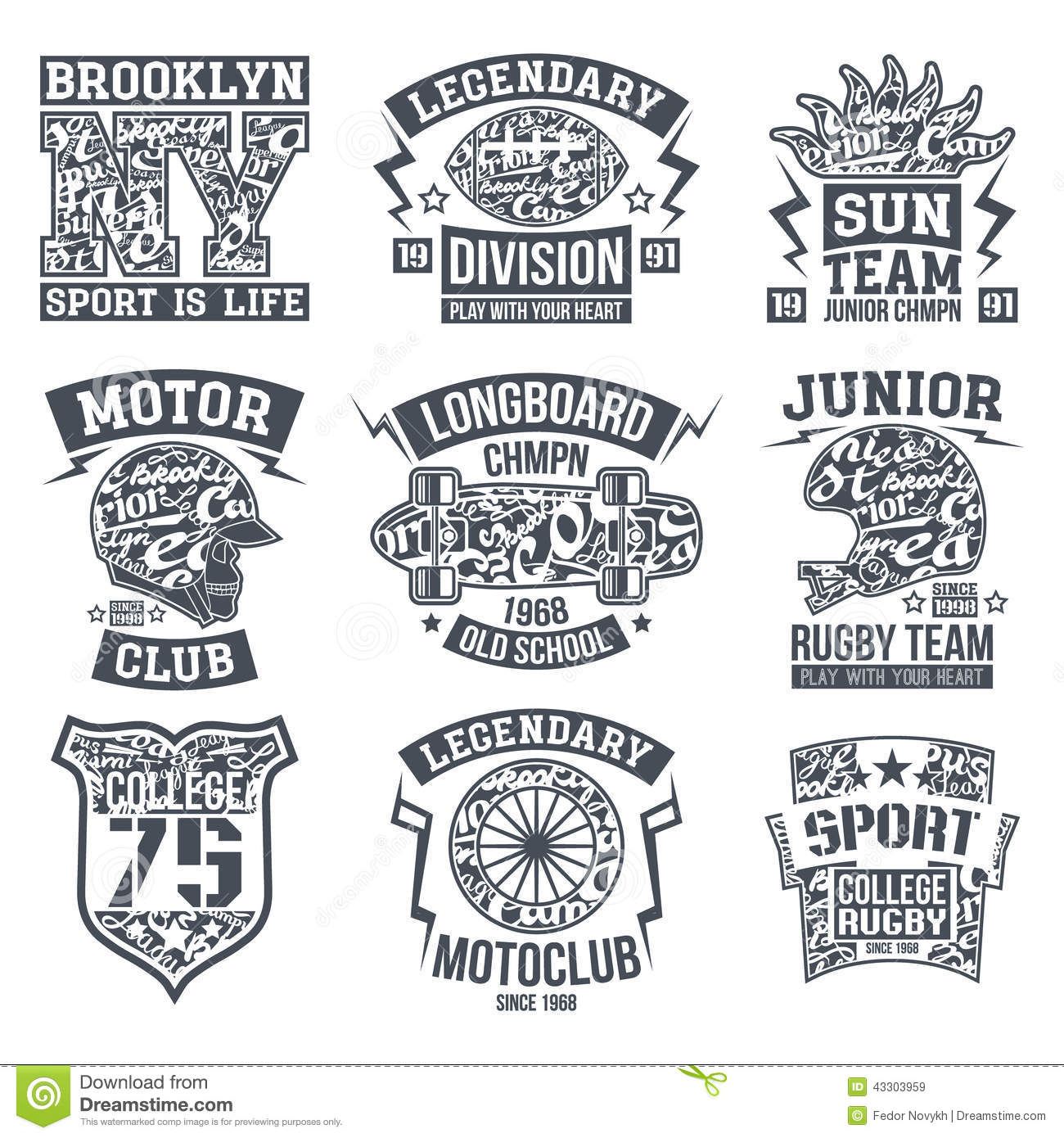 Design t shirt rugby -  Design For T Shirt Stock Vector Download