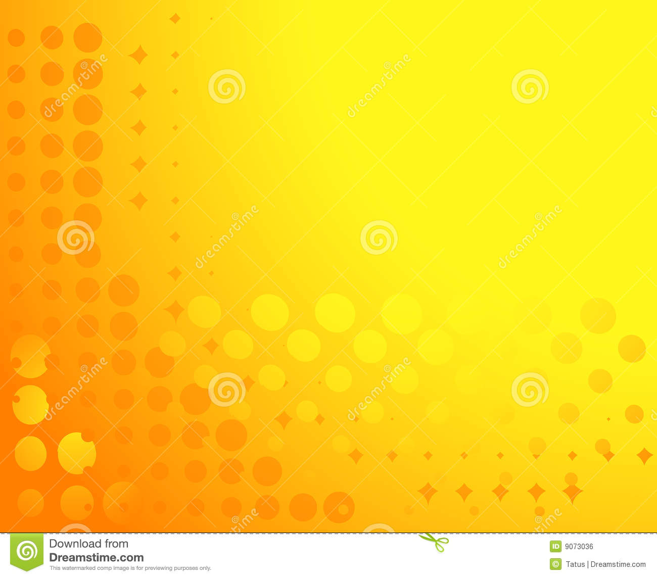 3d Dj Wallpaper Free Download Spotted Background In Yellow Royalty Free Stock Image