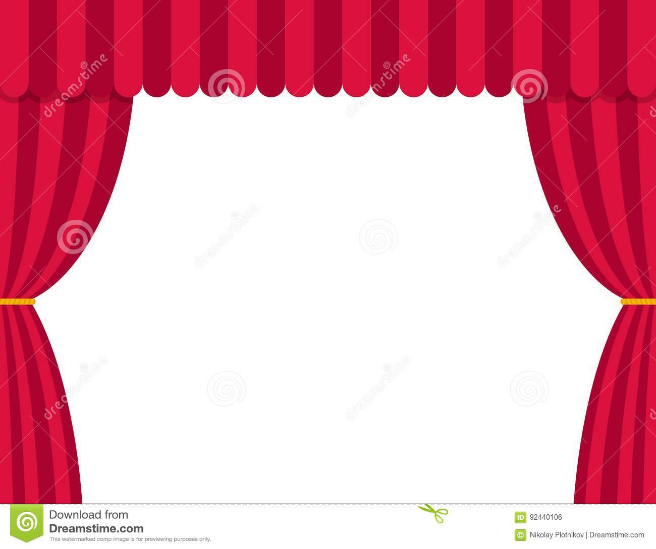 2017 06 stage curtains background - Theatre Curtains Background Download Stage Curtains On White Background