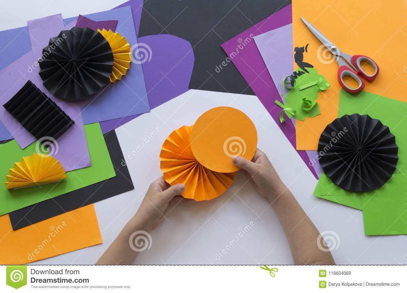 Art Decoration Class Step By Step Master Class Create A Decoration For A Party