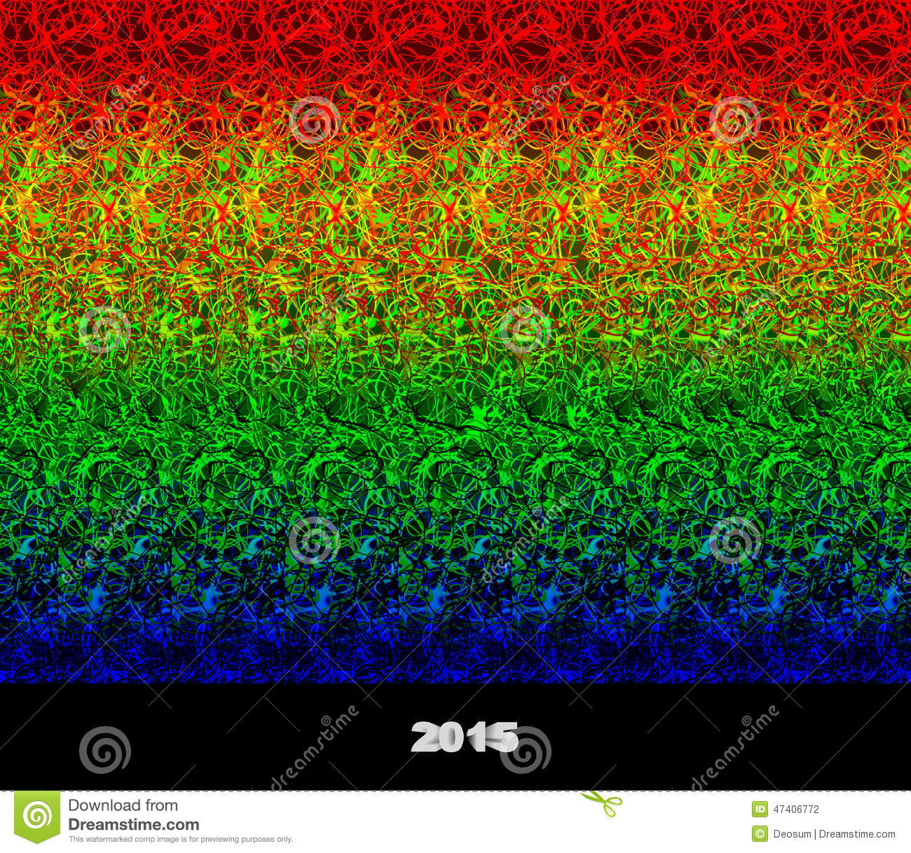 3d Stereograms Wallpaper 2015 Stereogram Illusion Of A 3d Image Stock
