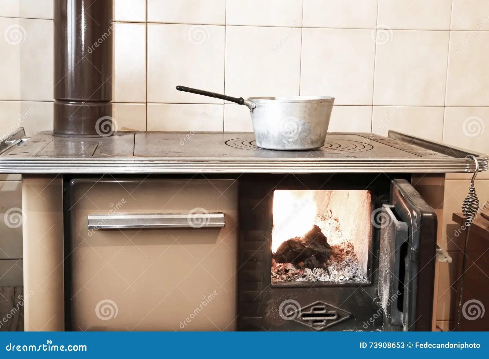 Cucina Antica A Legna | Cucine Economiche A Legna 2 Antica Grande ...