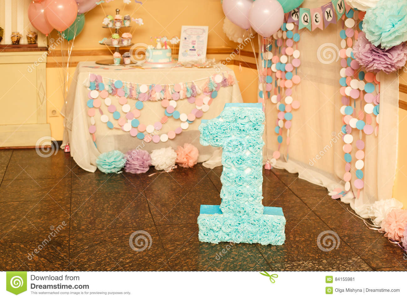 Ideas Para Decorar Un Cumpleaños De Niña Stylish Birthday Decorations For Little Girl On Her First