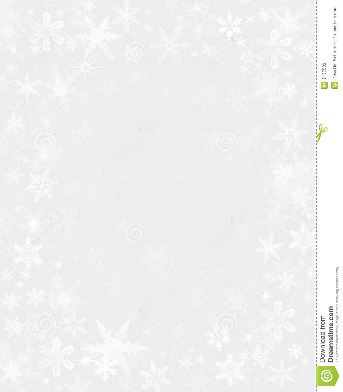 Falling Snow Wallpaper Download Subtle Snow Background Stock Photos Image 7137533