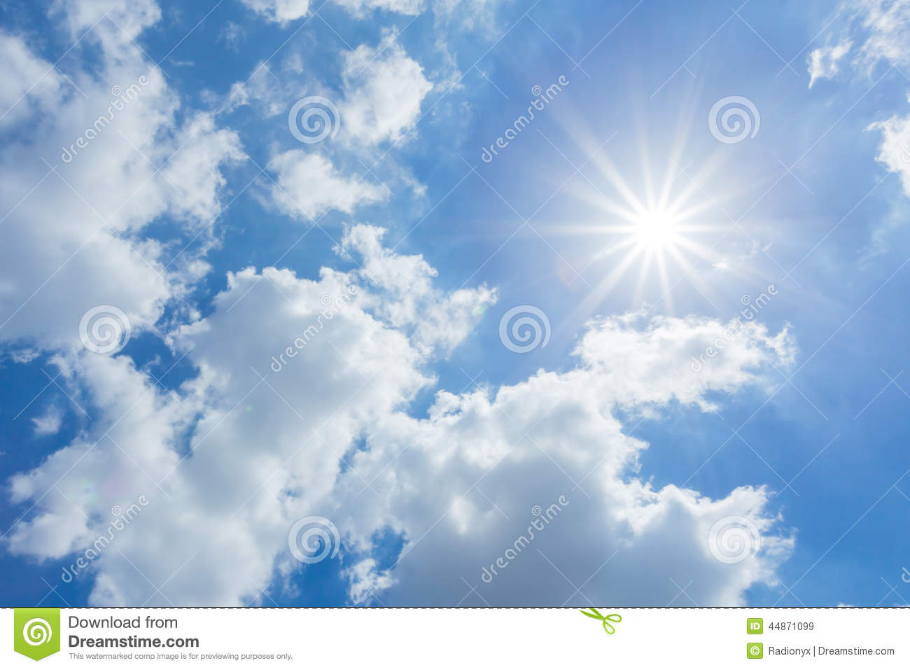 3d Cube Live Wallpaper Free Download The Sun Shines Bright In The Daytime In Summer Blue Sky