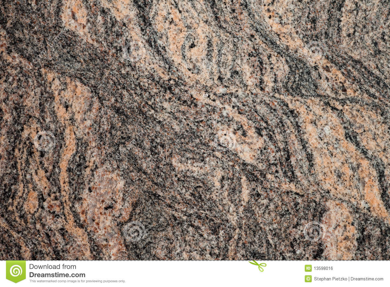 Textured Granite Countertops Surface Of Polished Granite Slab Royalty Free Stock Image
