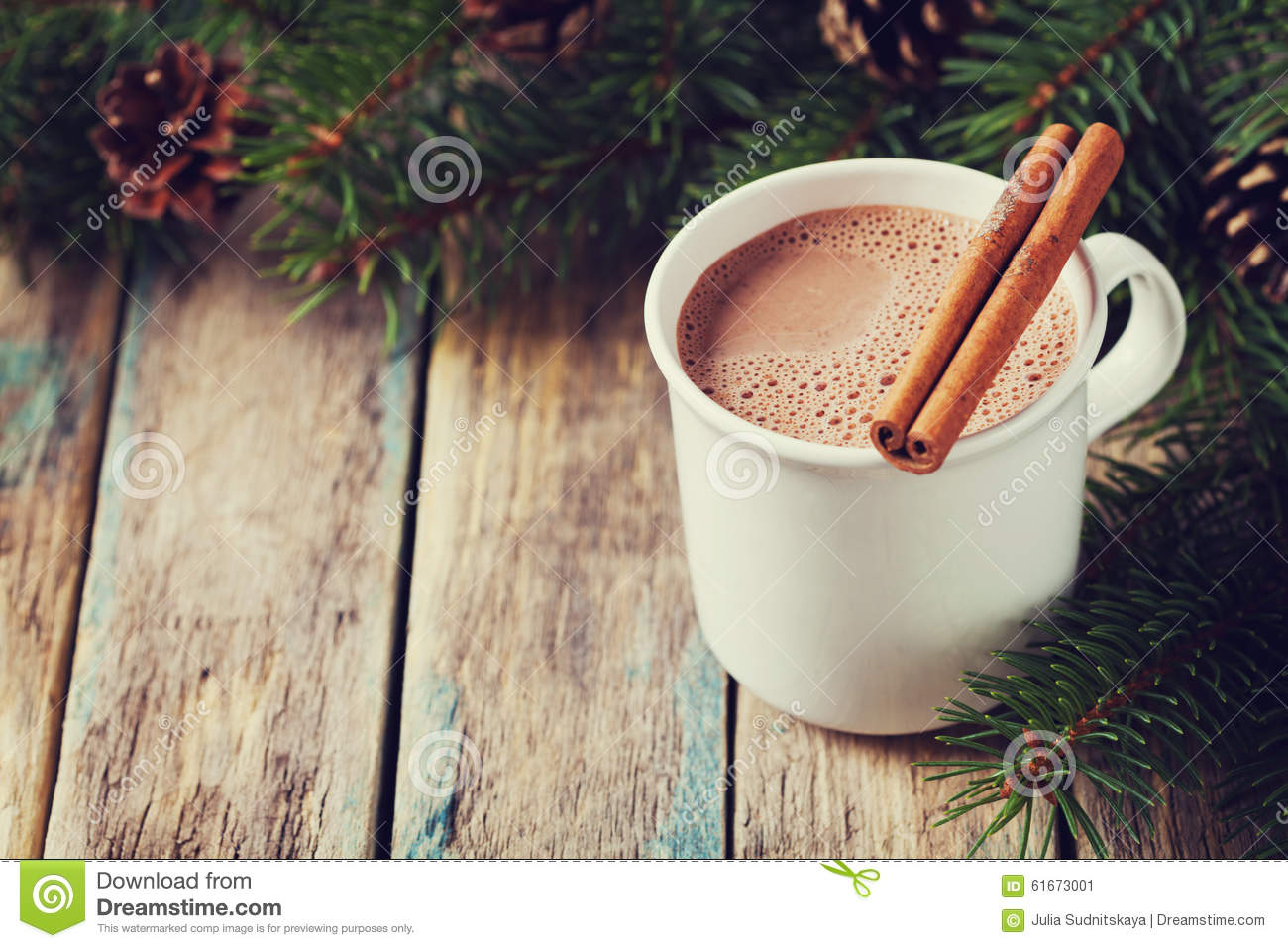 Falling Snow Wallpaper Download Tasse De Cacao Chaud Ou De Chocolat Chaud Sur Le Fond En